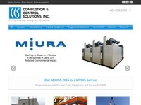 Combustion and Control Solutions