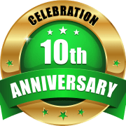 FatCat Servers is celebrating 10 Years in Business!